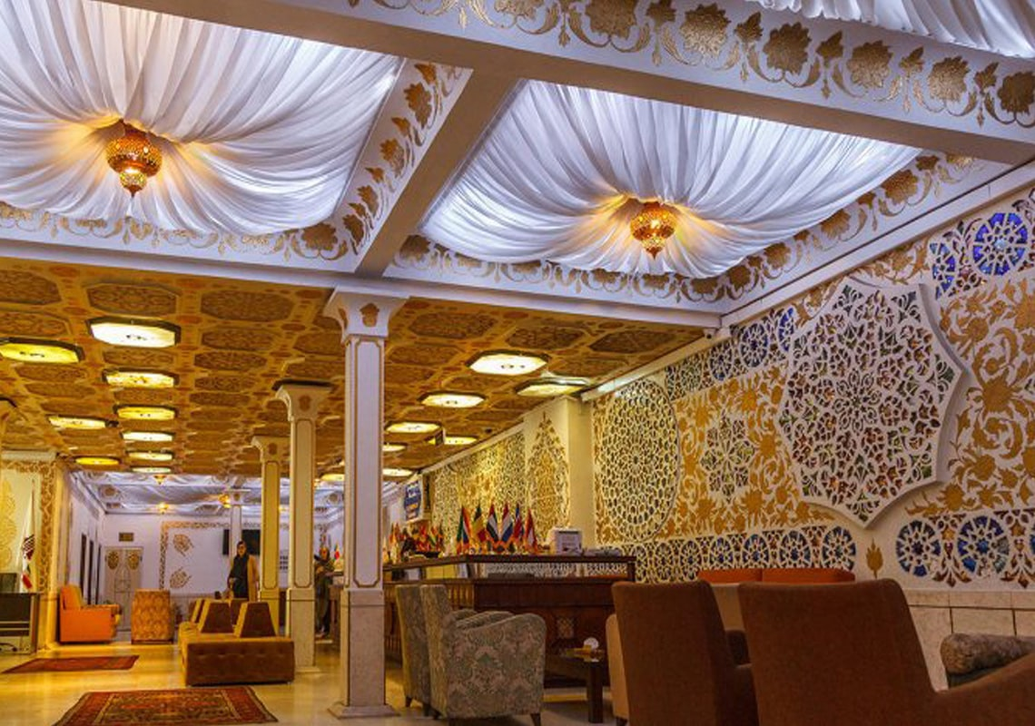 Best Isfahan Luxury Hotels