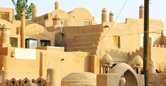 Traditional boutique hotels in Iran