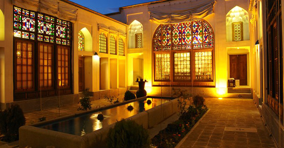 Compare Isfahan boutique hotels
